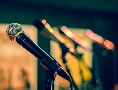 Gedichten en verhalen willen klinken