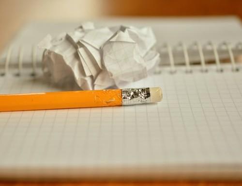 Schrijven is: je laten kennen!