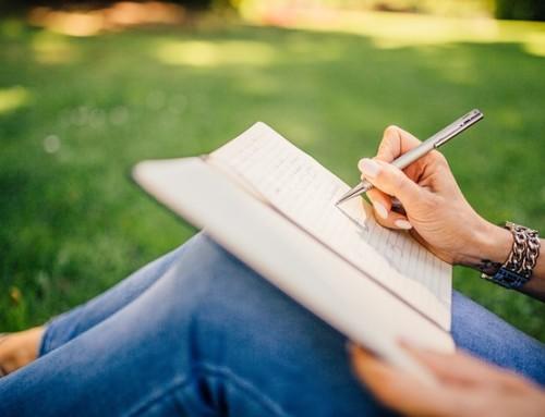 Voor mij is schrijven elke keer weer een nieuw avontuur beleven